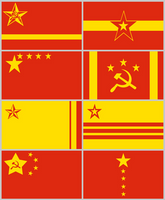 CPF Flags by DWebArt