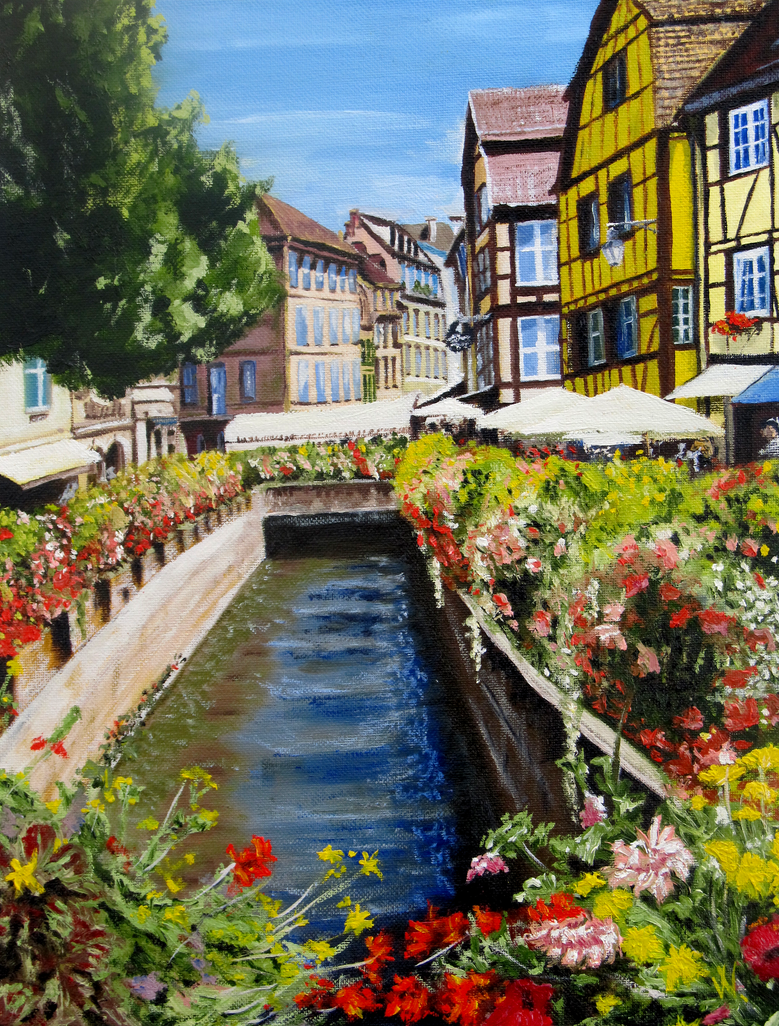 Colmar France by methosw