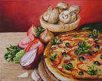 Pizza by methosw