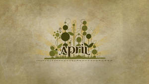 Desktop Wallpaper April 2011 by NayaDesigns