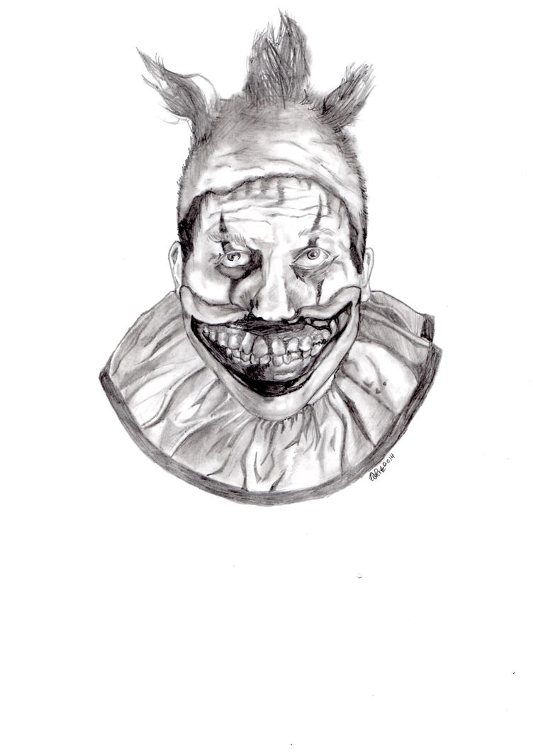 Twisty the Clown from American