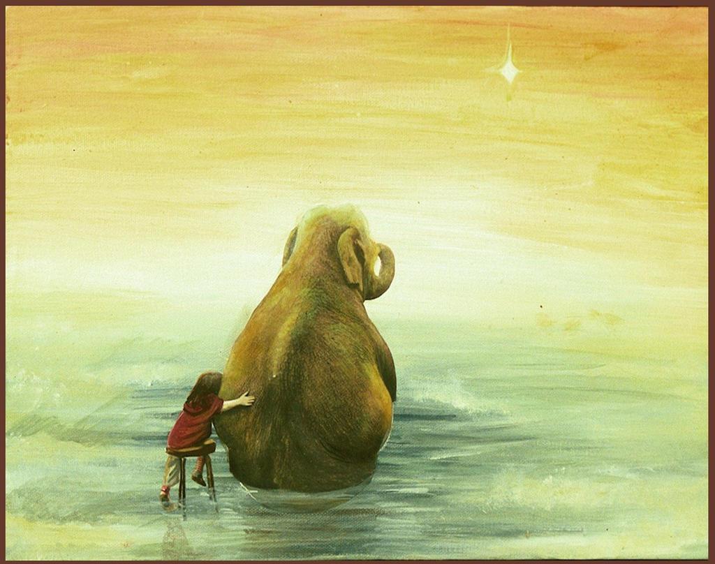Never Alone by OhZeTragicRibbon