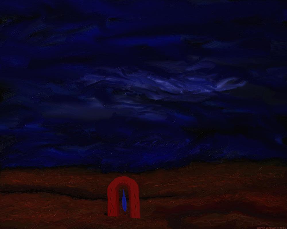 Non Triumphal Arch by sevenofeleven