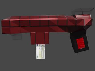 Lootbox Laser Machine Pistol WIP