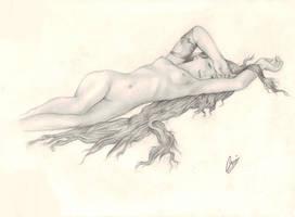 Venus or Aphrodite by Coconut-CocaCola