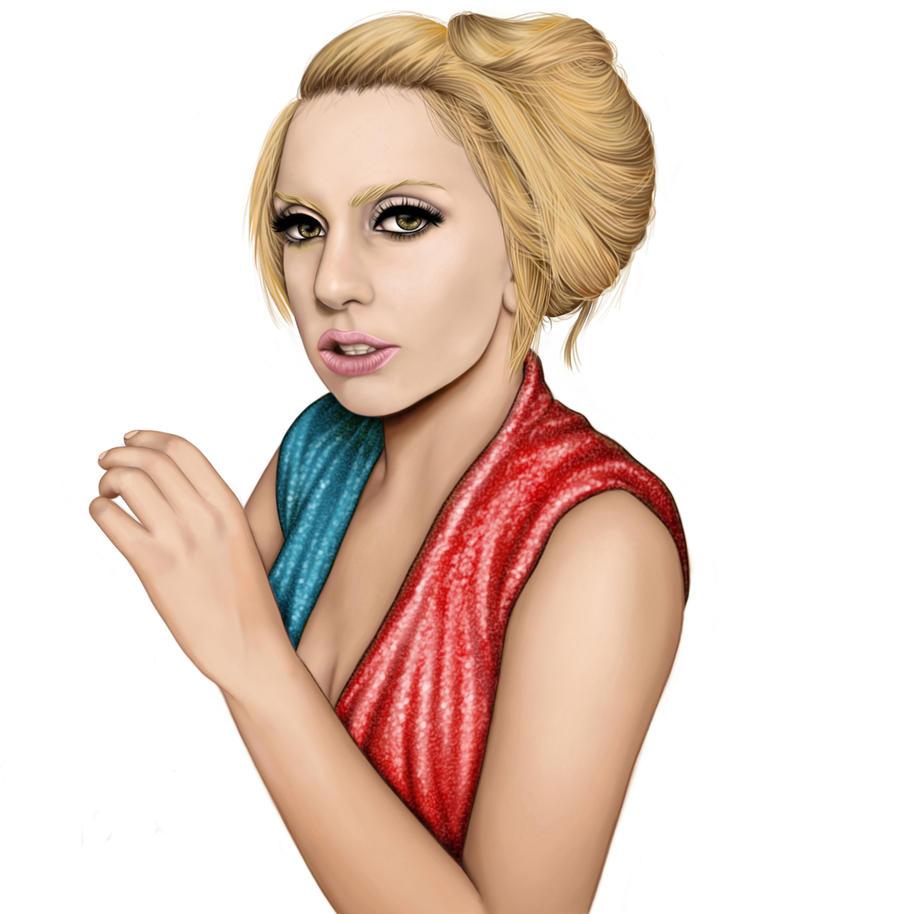 Coco-gallery Lady_Gaga_by_Coconut_CocaCola