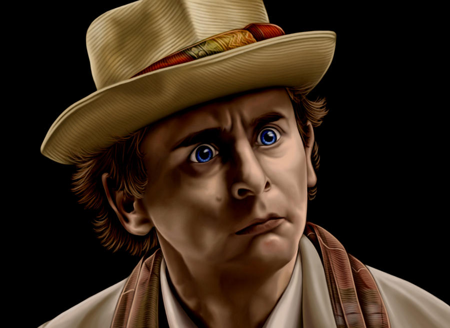 7th doctor McCoy by Coconut-CocaCola