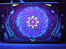 Mandala Portal-UV