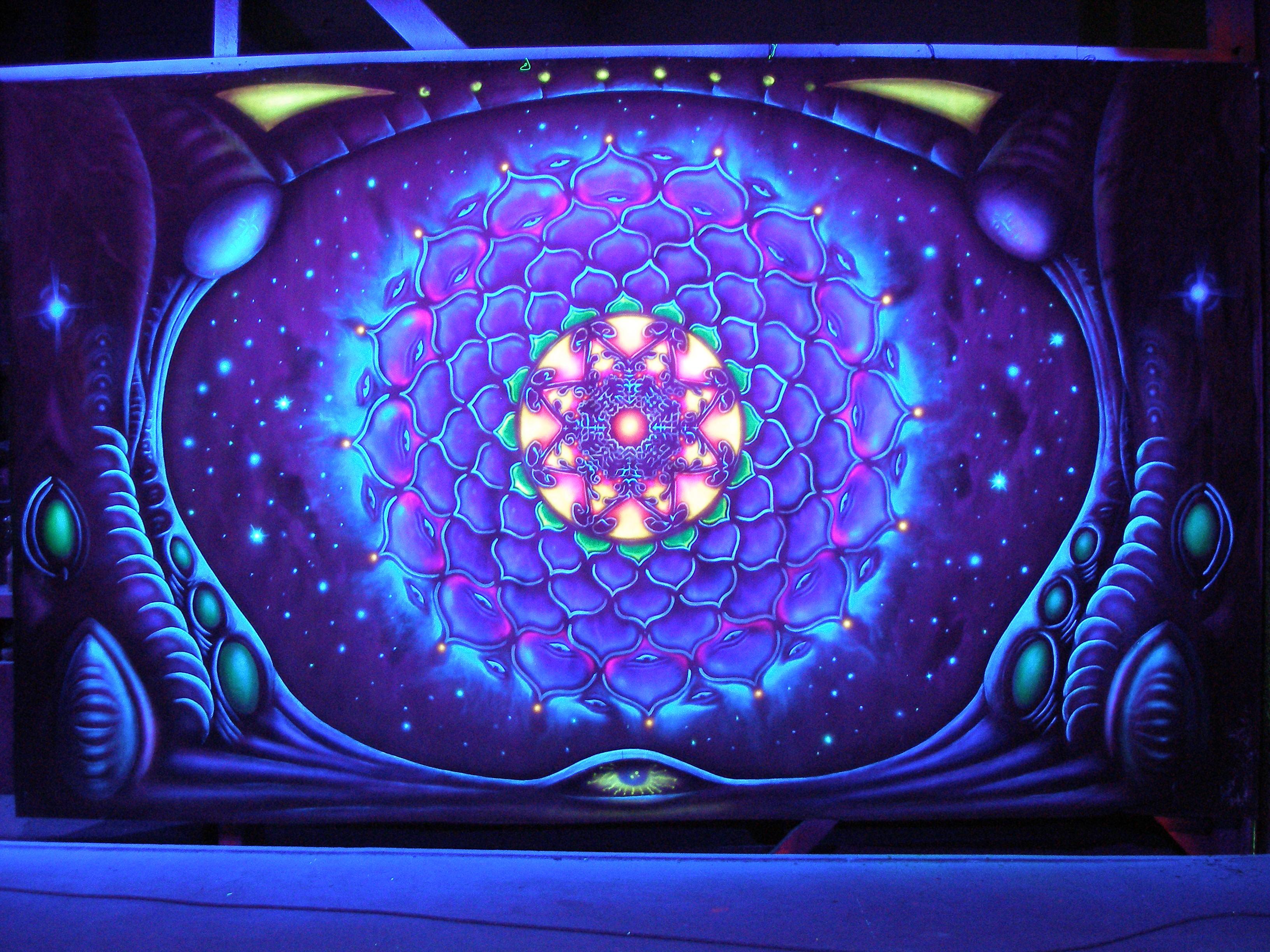 Mandala Portal-UV by TomLenz