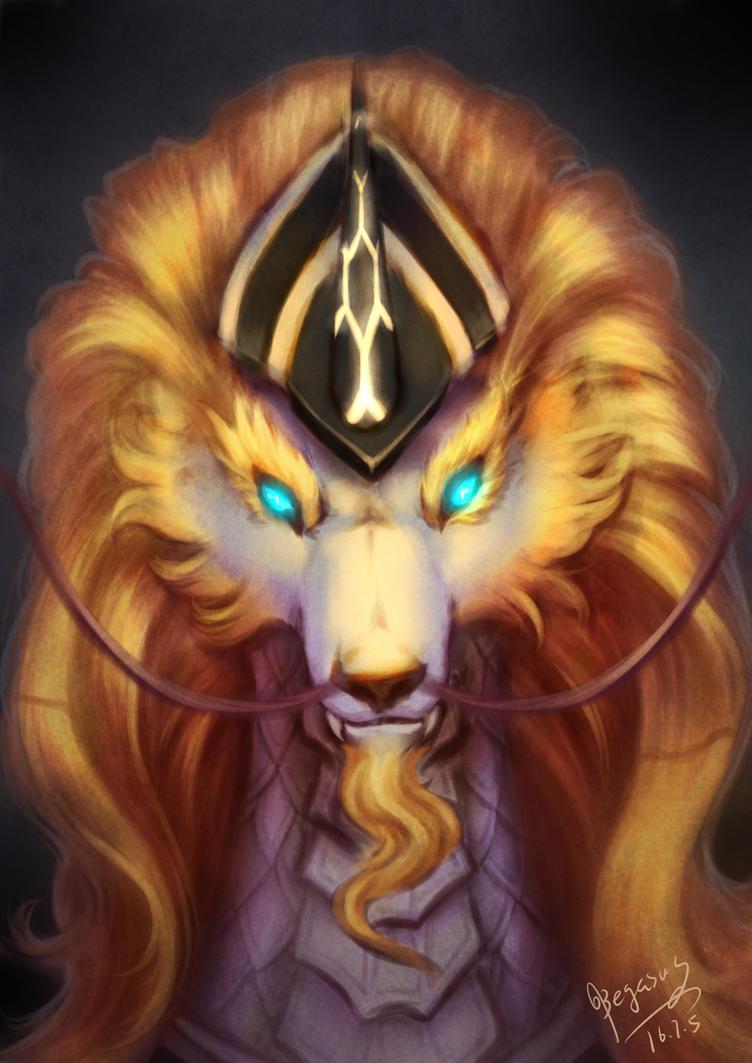 Majespecter Unicorn - Kirin by begasuslu