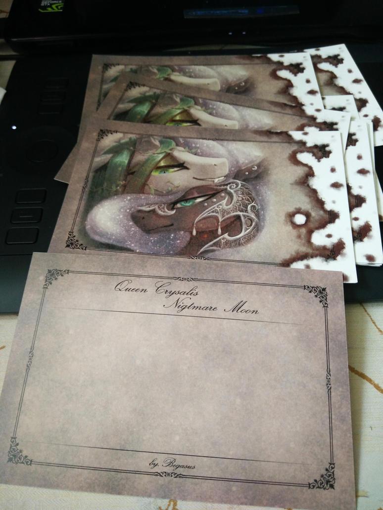 Postcard by begasuslu