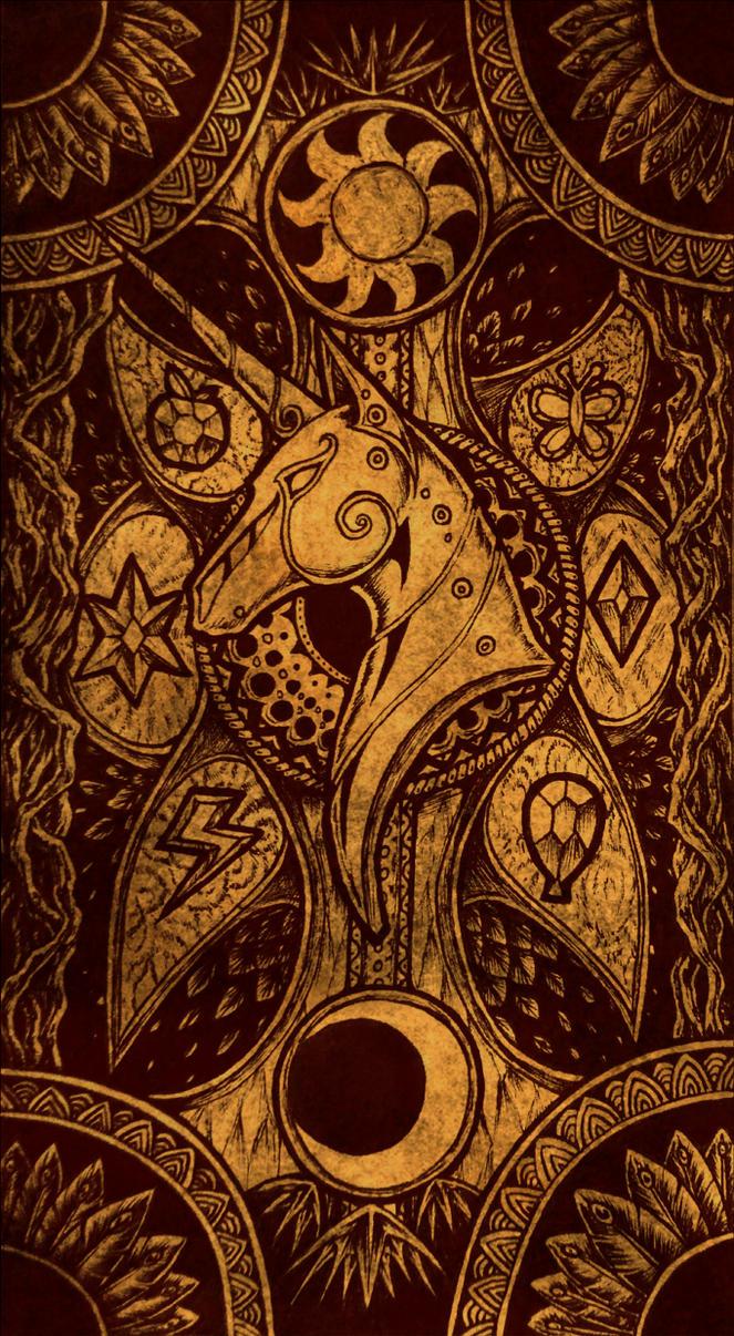 Element of Harmony by begasuslu