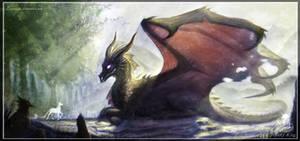 Dragon and Unicorn/ Sunshine