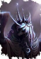 Necromancer Luna by BegasusTiuBe