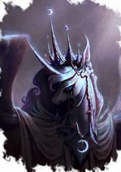 Necromancer Luna