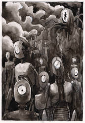More than Human - Engine by Verdokai