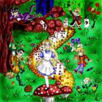 Integra in wonderland colored