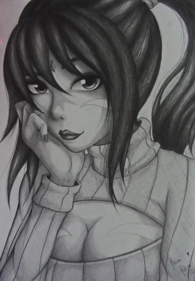 Flirty Nidalee ~ by HokinaCosplay