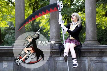 Maka Side by side by MikomiHokina