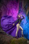 Raven cosplay by MikomiHokina