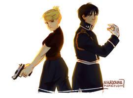 partners by Nikadonna