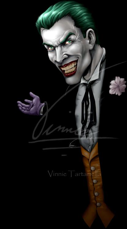 Mr.J by VinRoc