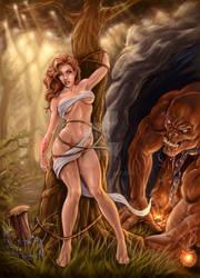 Slave to Temptation by VinRoc