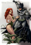Ivy has the Dark knight