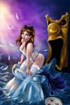 Vin's Alice 3 drink me