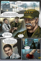 Green Noise page1 by VinRoc