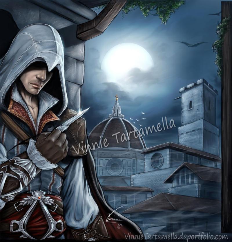 Assassin's Creed Ezio by VinRoc