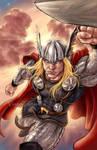 Thor 2 for Marvel