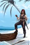 Captain Jack Sparrow 2