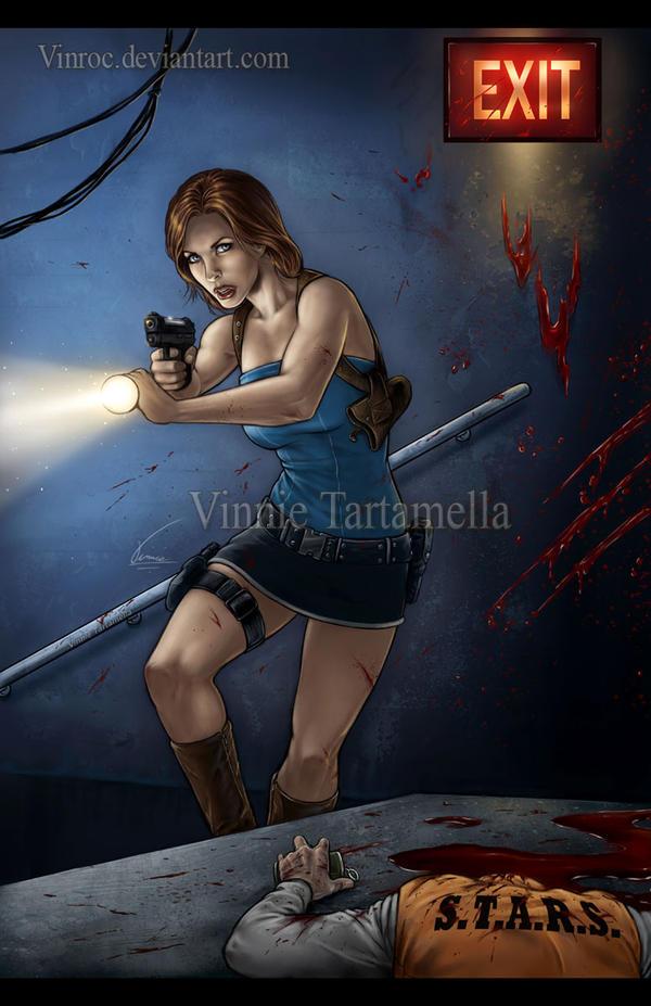 Resident Evil by VinRoc