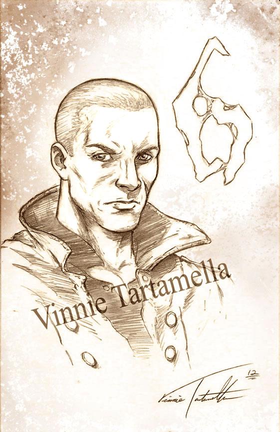 Jake Muller Resident Evil 6 by VinRoc