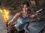 Tomb Raider closeup
