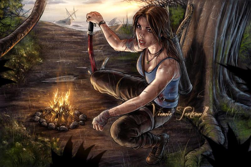 Tomb Raider Reborn 2 By VinRoc On DeviantArt