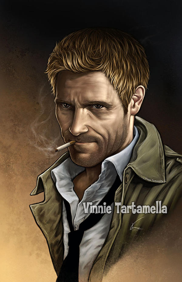 Constantine by VinRoc