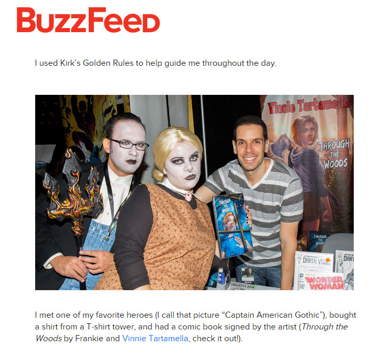 Buzzfeed by VinRoc