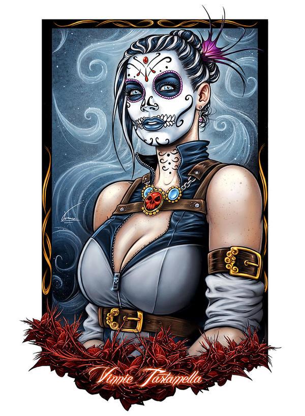 Dia de los Muertos by VinRoc