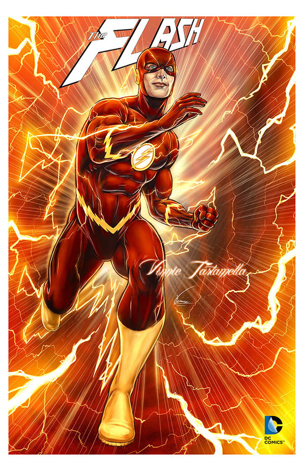 Flash by VinRoc