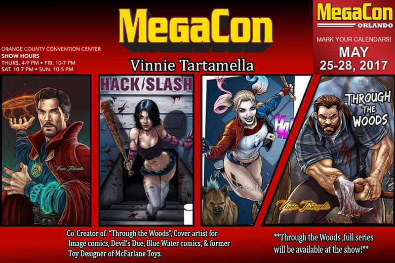 Megacon2017 by VinRoc