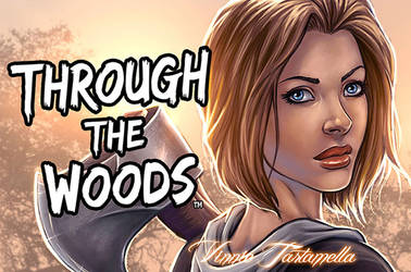 Through the Woods indiegogo by VinRoc