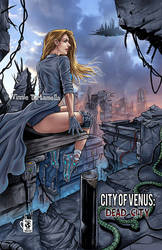 City of Venus: Dead City Bonus art