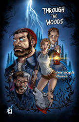 Through the Woods Hardcover Edition