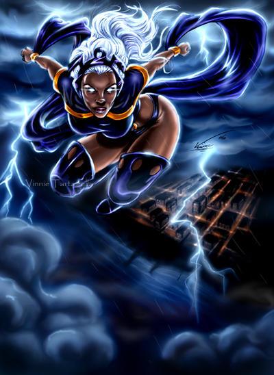 Storm by VinRoc