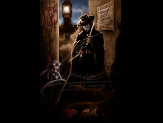 V for Vendetta by VinRoc