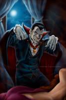 Vampire's view by VinRoc