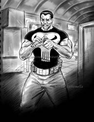 The Punisher by VinRoc