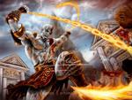 God of war 2 , the Return